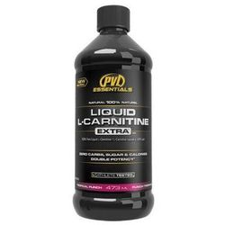 Pvl essentials  liquid l-carnitine extra 473ml