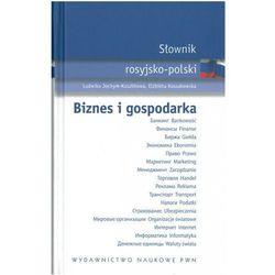 Słownik Rosyjsko-Polski. Biznes i Gospodarka, rok wydania (2009)