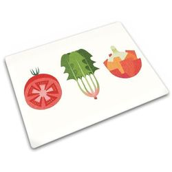 Joseph joseph Deska do krojenia szklana warzywa sałatkowe odbierz rabat 5% na pierwsze zakupy