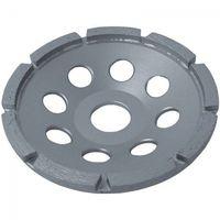 Tarcza do szlifowania DEDRA H1206 180 x 22.2 mm diamentowa segment + DARMOWY TRANSPORT! (5902628812063)