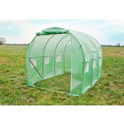 Malatec Tunel ogrodniczy foliowy ogrodowy szklarnia 3x2x2m 3x2