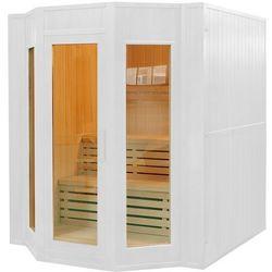 Sauna fińska z piecem E5-1 White