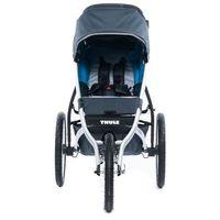 glide dark shadow wózek do biegania marki Thule
