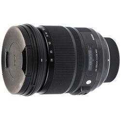 Sigma A 24-105 mm f/4 DG OS HSM / Nikon - powystawowy z kategorii Obiektywy fotograficzne