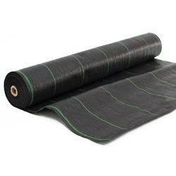 Agrotkanina mata 1,3x50m 70g/m2 uv czarna - czarny \ 130 cm \ 50 m wyprodukowany przez Topgarden