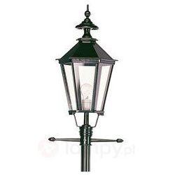 K.s. verlichting Atrakcyjna latarnia manchester 1-pkt., czarna (8714732503143)