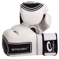 Rękawice bokserskie SPOKEY Daruma białe
