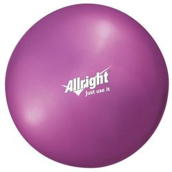 Piłka gimnastyczna OVER BALL 18 cm Allright (różowa) - sprawdź w Fitness.Shop.pl