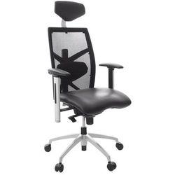 Kokoon design - ergonomiczny fotel biurowy osaka - czarny