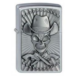 Zapalniczka  cowboy skull emblem 2001982 od producenta Zippo