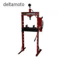 06. Prasa warsztatowa hydrauliczno pneumatyczna ręczna 20 ton
