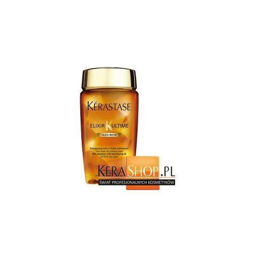 Oleo-Riche Odżywcza Kąpiel 250 ml, Kerastase Elixir Ultime z Kerashop.pl - Świat Profesjonalnych Kosmetyków