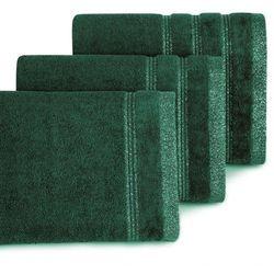Ręcznik Glory 30x50 Eurofirany ciemny zielony, 7134