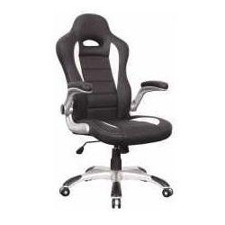 Fotel q-024 czarno-biały - zadzwoń i złap rabat do -10%! telefon: 601-892-200 marki Signal meble