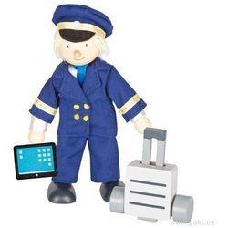 Pacynka pilot - zabawki dla dzieci z kategorii pacynki i kukiełki
