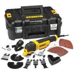 Dewalt  narzędzie wielofunkcyjne + akcesoria dwe315kt, kategoria: pozostałe narzędzia elektryczne