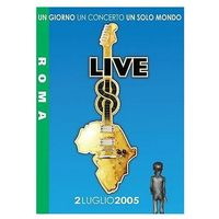 Live 8 - Roma (DVD) - Warner Music Poland