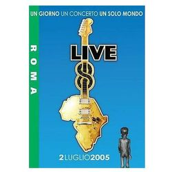Live 8 - Roma - Warner Music Poland