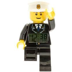 Lego Budzik City Policjant (5065000460631)