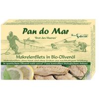PAN DO MAR 120g Makrela w oliwie z oliwek Bio