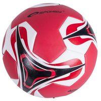 Spokey Piłka nożna  runner 835713 czerwono-biały - biały ||czerwony (2010000520352)