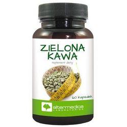 Zielona kawa 60kps altermedica, produkt z kategorii- Pozostałe środki na odchudzanie