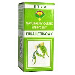 ETJA Olejek eukaliptusowy 10ml - produkt z kategorii- Olejki eteryczne