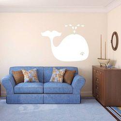Wally - piękno dekoracji Tablica suchościeralna wieloryb 100