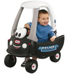 jeździk wóz policyjny od producenta Little tikes