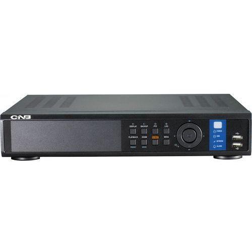 CNB HDE2424E Rejestrator cyfrowy 08 kamerowy, pentaplex, LAN, z kompresją H.264, VGA, zapis do 100 kl/s w D1, kup u jednego z partnerów
