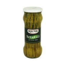 Szparagi całe zielone premium 370 ml  wyprodukowany przez Rolnik