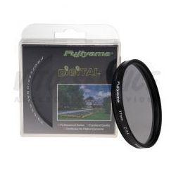Filtr polaryzacyjny 82 mm circular p.l. wyprodukowany przez Fujiyama - marumi