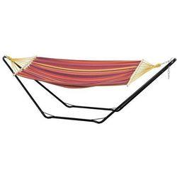 Zestaw hamakowy beach set, czerwony beach set marki La siesta