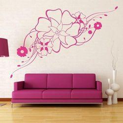 Kwiaty 1201 szablon malarski marki Deco-strefa – dekoracje w dobrym stylu