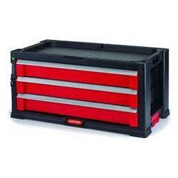 Skrzynia na narzędzia Keter 17199302 Czarny/Szary /Czerwony