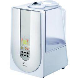 Nawilżacz powietrza z funkcją podgrzewania Topcom LF-4705, 0.4 l/h, 25 m², 130 W, biały, 6 l
