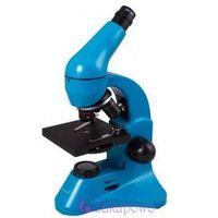 Mikroskop  rainbow 50l plus azure\błękitny #m1 marki Levenhuk