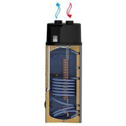 Pompa ciepła Fish S19, zbiornik 300 l, model z 1 wężownicą (pompa ciepła)