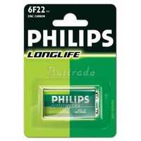 Bateria  6f22l1b/10 longlife 1szt. ( idealna do zegarów, kalkulatorów, pilotów i radia )- towar zamówiony
