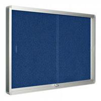 Gablota z drzwiami przesuwnymi, tekstylna, 967x706 mm marki B2b partner