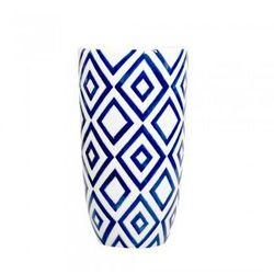 Ceramiczna osłona na donicę diamonda` m od producenta A`miou home