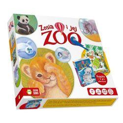 Zosia i jej zoo Książka + 2 gry planszowe - Anna Sobich-Kamińska z kategorii Pozostałe dla dzieci