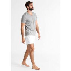 Levi's® LEVIS 200SF VNECK TEE SHORT 2 PACK Podkoszulki middle grey melange