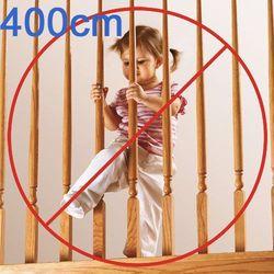 Zabezpieczenie balustrady, do balustrad, 400x90cm - 400cm z kategorii Pozostałe zabezpieczenia