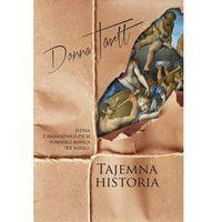 Tajemna historia - Dostawa zamówienia do jednej ze 170 księgarni Matras za DARMO, oprawa twarda