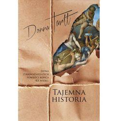 Tajemna historia - Dostawa zamówienia do jednej ze 170 księgarni Matras za DARMO, książka w oprawie twarde
