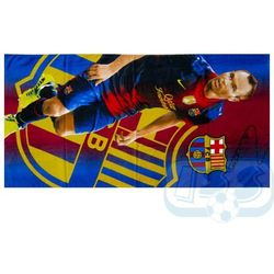LBAR24: FC Barcelona - ręcznik, towar z kategorii: Ręczniki
