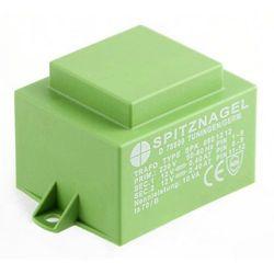 EI 48/17 Transformatory do PCB, SPK SPK 0802424 Spitznagel SPK 0802424 230 V 2 x 24 V 2 x 208 mA 10 VA - spraw