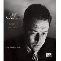 Albert Camus Samotny i Solidarny - DODATKOWO 10% RABATU i WYSYŁKA 24H!, oprawa twarda