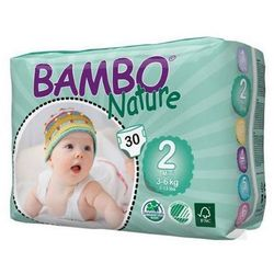 Bambo Nature Mini 3-6kg, 30szt. - sprawdź w wybranym sklepie